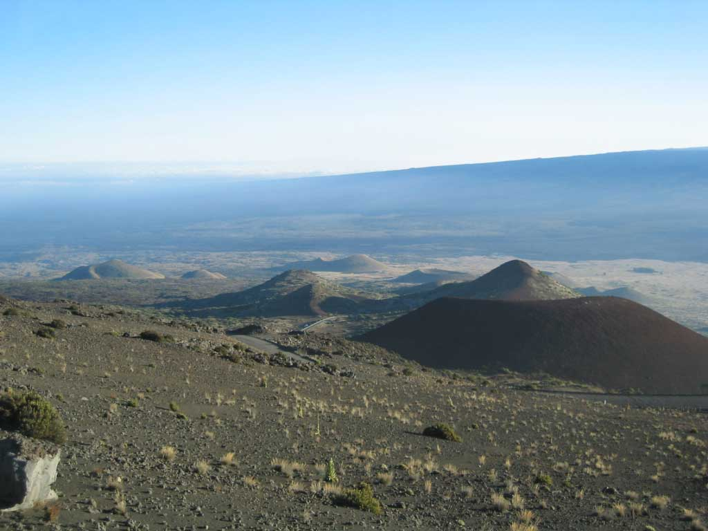 Volcanoes Life In Plane Light Cinder Cone Volcano Cones Shield Http Peopleoregonstateedu Paynem Field Of